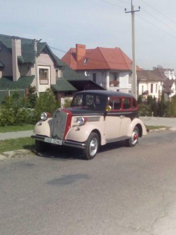ретро автомобиль Opel Super6