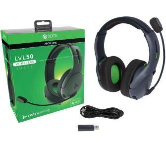 NOWE Słuchawki bezprzewodowe PDP LVL50 Wireless DLA GRACZY