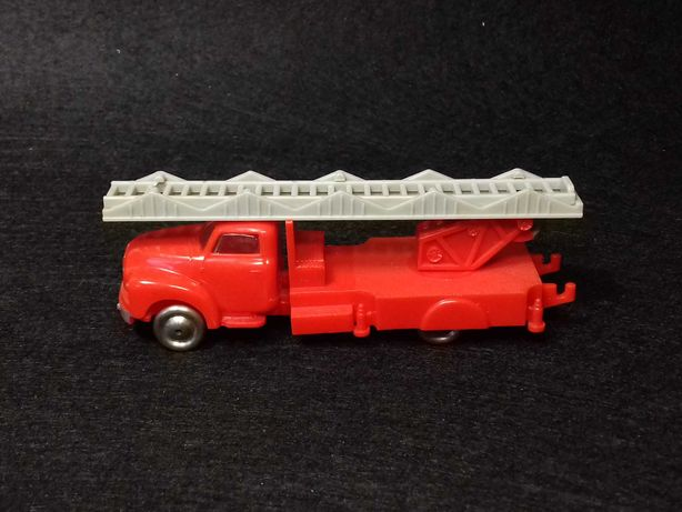 Lego System 655 - Bedford Fire Engine Truck 1950´s 1960´s