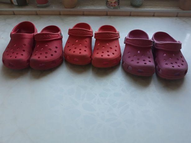 Crocs rozmiar 1-3 ok 31-33