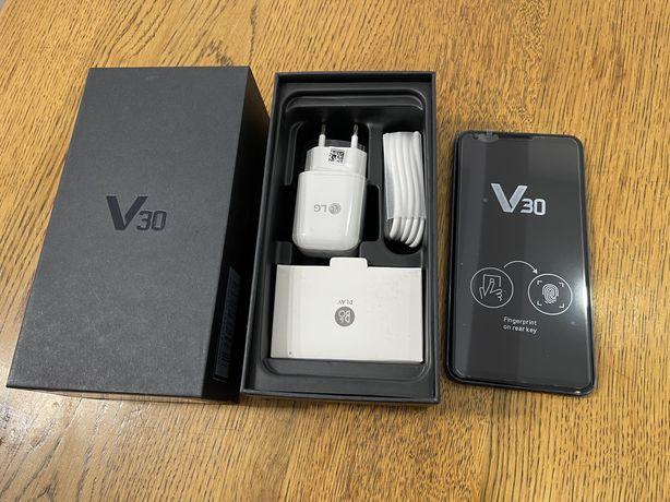 Новий оригінальний lg v30 +V300 4/128gb ( чорний) new!!!