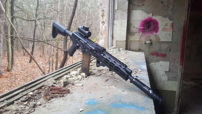 AK-04 Arcturus Karabin Karabinek ASG TUNINGOWANA