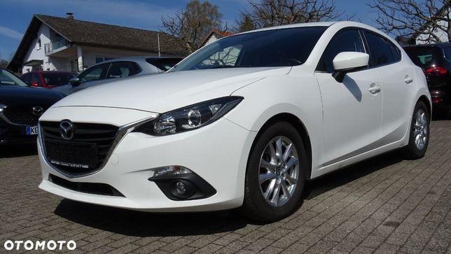 Mazda 3 Salonowa Skyactive 2.0 G120 Klimatronik Pdc Istop