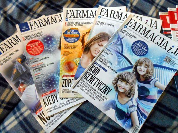 Magazyny Farmacja i Ja, Farmacja praktyczna, Zdrowie i Uroda