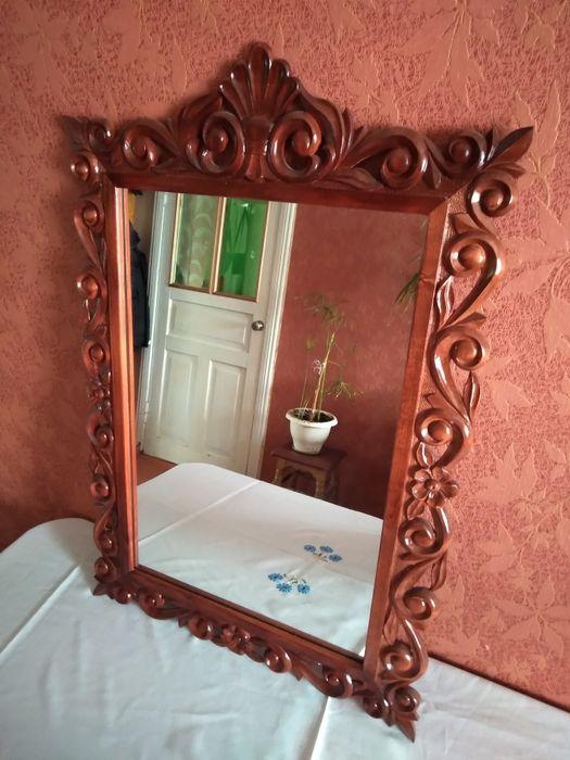 Зеркало в раме из дерева Одесса - изображение 1