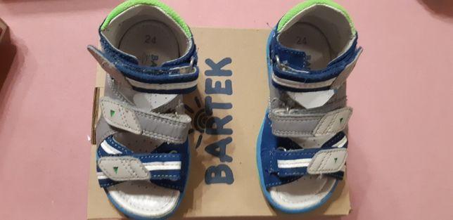 Bartek сандали для мальчика 24 размер 14,5-15 см