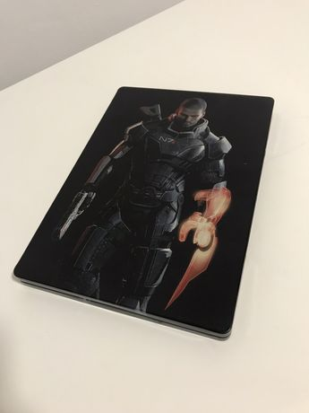 Mass Effect 3 (Steelbook & Game)