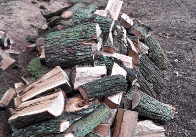 Drewno opałowe i kominkowe