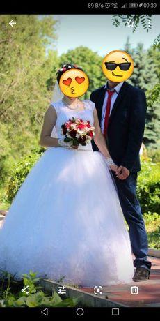 Срочно Продам, свадебные платья