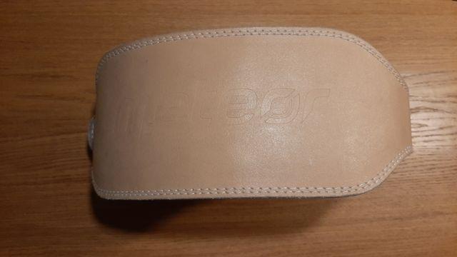 Skórzany pas kulturystyczny Meteor XL