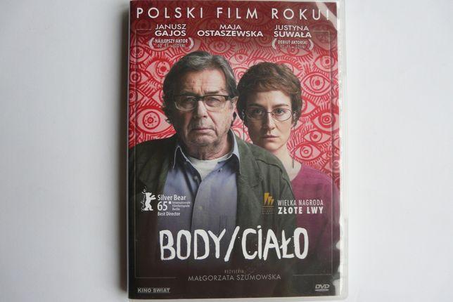 Body / ciało - film DVD