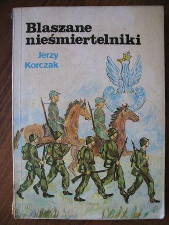 Jerzy Korczak, Blaszane nieśmiertelniki