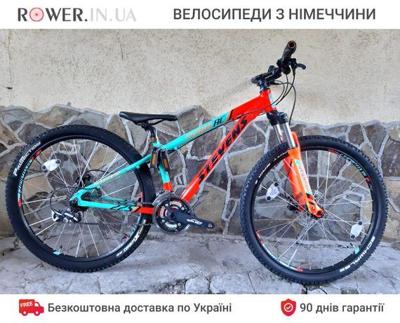 Брендовий алюмінієвий велосипед бу Stevens Team RC 27.5 M / Велосипеды
