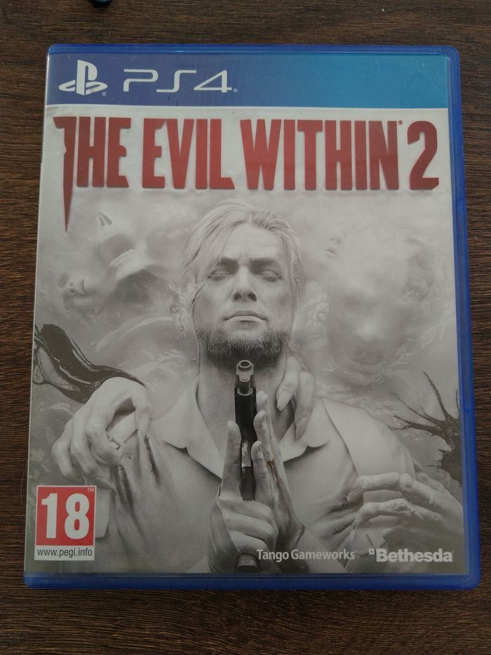 The Evil Within 2 ps4 Lublin - image 1