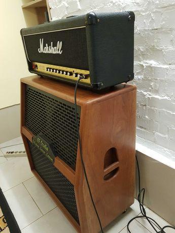 гитарный кабинет EF Studio 4*12 ( mesa boogie marshall randall orange)