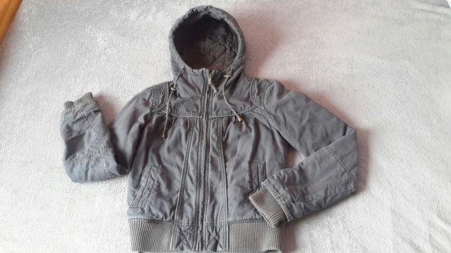 """Куртка""""Only"""" с капюшоном,демисезон,коттон,S"""