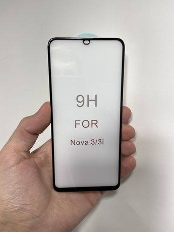 9H стекло Huawei P20/P30/P40 Lite /Pro P Smart+ Plus Z Honor 10 Y6/Y7