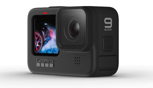 Видеокамера GoPro HERO 9 Black
