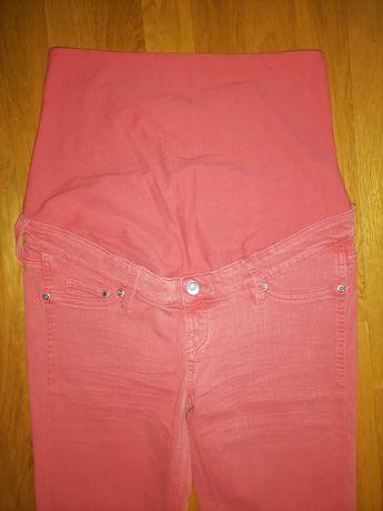 Spodnie ciążowe z panelem hm