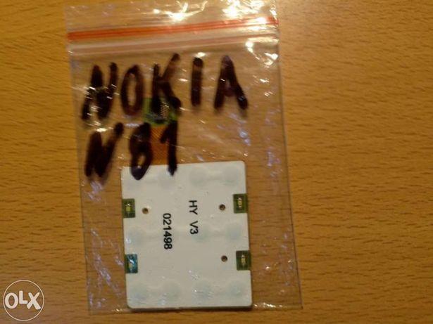 Flex Numerico Original Nokia N81