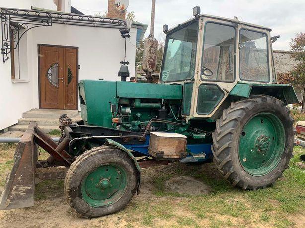 Трактор ЮМЗ-6 Жовква. Обмін на ДТ 75