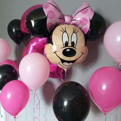Шары на день рождения, шарики Днепр, шары на выписку, гелиевые шары