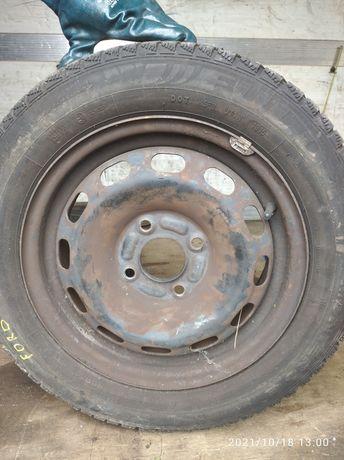 Колеса в зборі R14 оригінальні Ford
