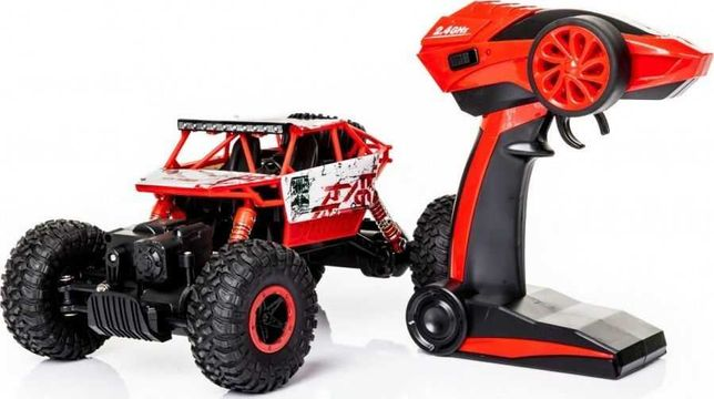 Samochód RC Rock Crawler 1:18 4x4