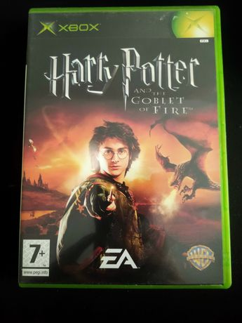 Harry Potter and the goblet of fire Xbox classic