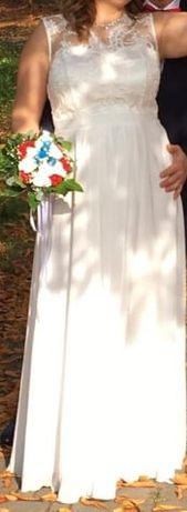 Suknia do ślubu cywilnego lub kościelnego