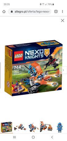 Klocki Lego Nexo Knights 70310