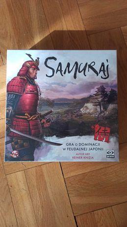 Samuraj - NOWA gra planszowa / nie rozpakowana