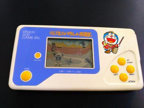 Игра от Epoch - Doraemon Pararell Adventure как электроника ну погоди.
