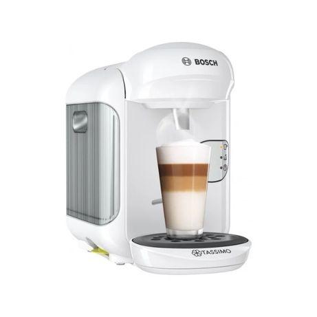 Капсульная кофеварка Bosch Tassimo Vivy TAS1254 snow white