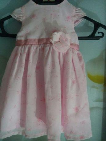 Продам платьице для крохотной принцесы