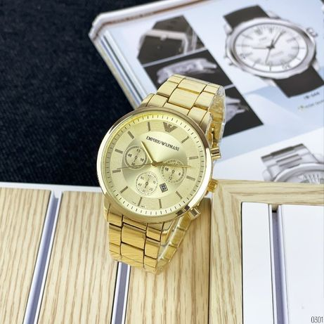 Мужские наручные часы Armani(Армани) розница, опт. Подарок мужчине