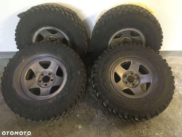 Koła komplet kół Jeep 5x114,3 6j - opony sahara 31x10,5 off road offroad