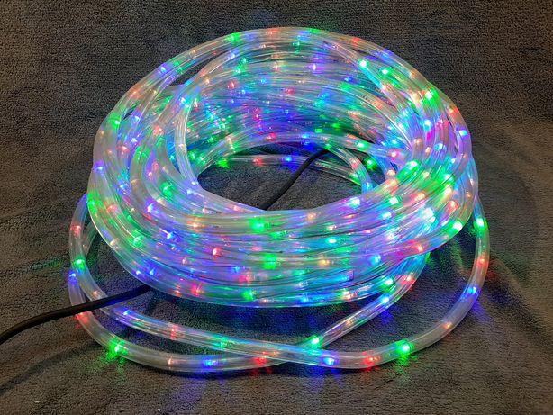 Wąż świetlny multicolor 26 metrów