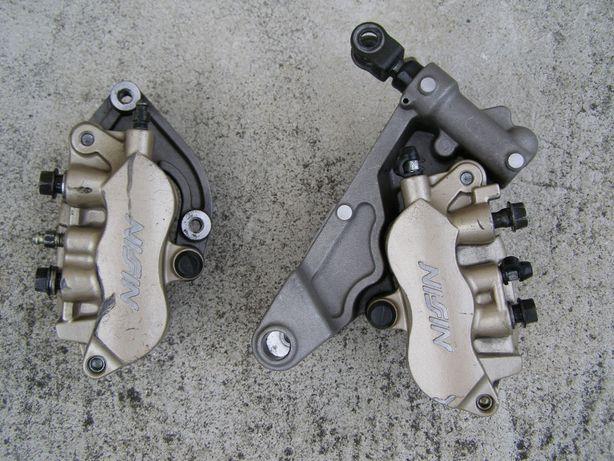 Honda Varadero 1000 SD02 bez ABS zaciski przednie przód