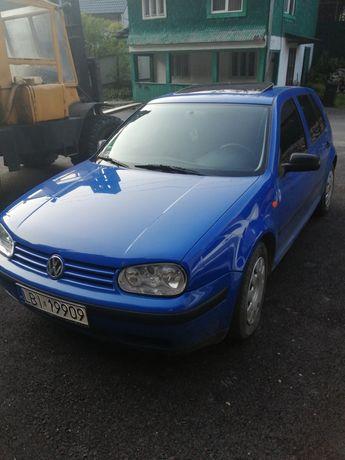 Volkswagen Golf 4, можливий обмін на українських номенах з моєю допл.