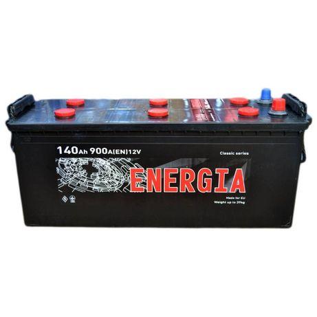 ≻ Аккумулятор на авто ENERGIA 140 Ah ༺ Бесплатная доставка - Обмен ༻
