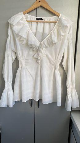 Блуза дизайнерская suzanne nilsson винтаж викторианский стиль готика