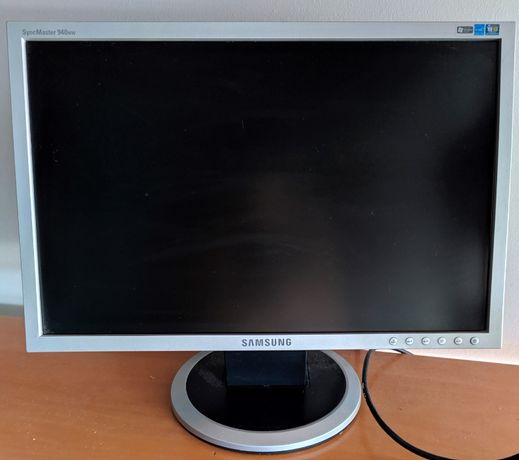 Monitor Samsung Syncmaster 940nw