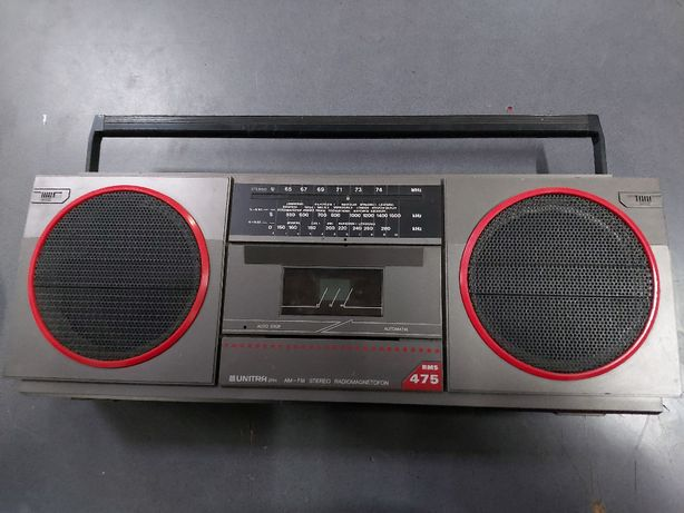 Radiomagnetofon Unitra RMS 475