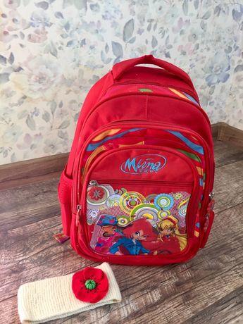 Школьный рюкзак Winx!