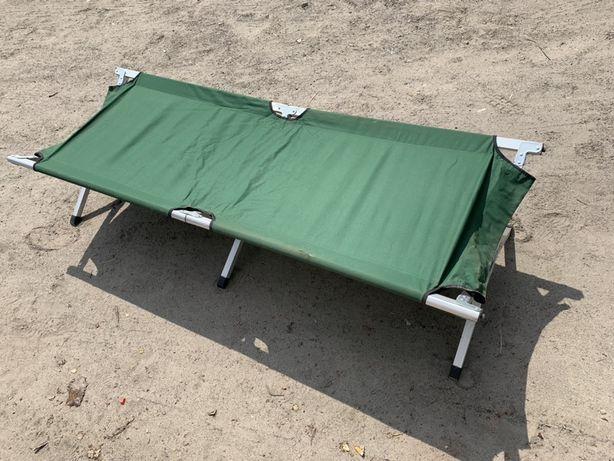 Раскладушка алюминиевая Ranger Military alum RA 5504 столик расскладно