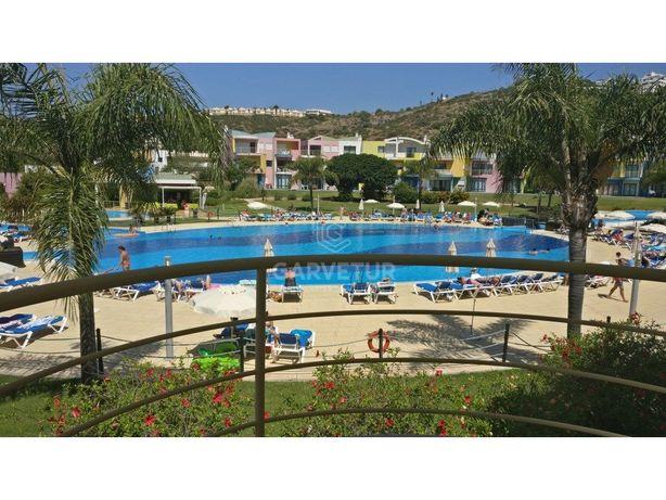 Apartamento T1 com vista jardim e piscina, Marina de Albu...