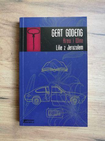 Gert Godeng - kryminały - seria Krew i wino