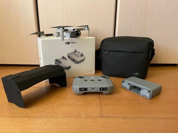 Drone DJI Mini 2 Combo 4K + Acessórios