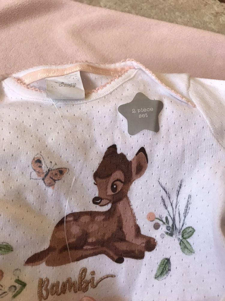 Боди и лосины от Disney Bambi